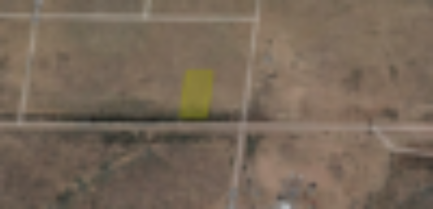 Residential Lot in Cochise County!